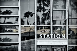 Solana Beach and the Station
